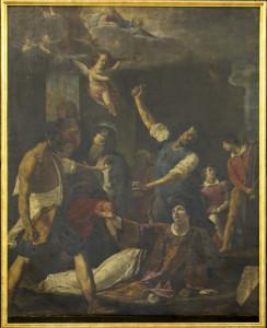 Filippo Tarchiani, Il Martirio di Santo Stefano